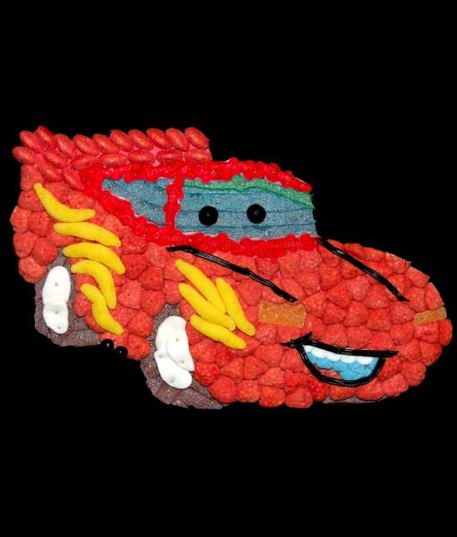 composition bonbons cars