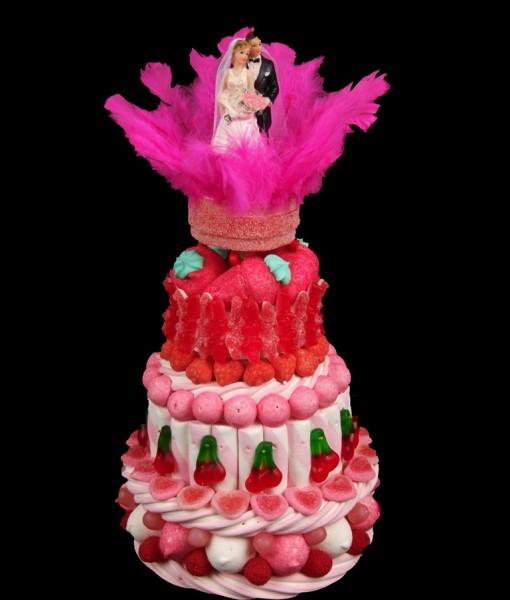 pièce montée bonbons mariage