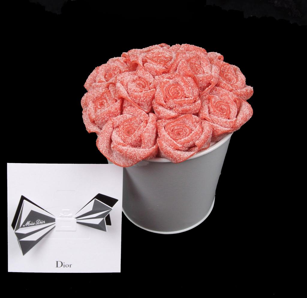 bouquet bonbons Dior miss paradis