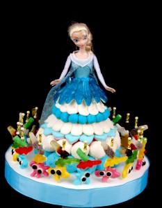 reine des neiges en bonbons miss paradis